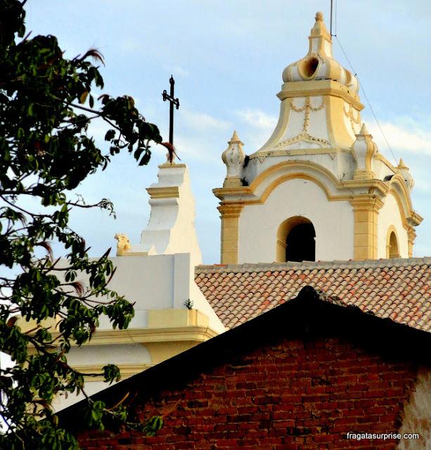 Igreja Matriz do Santíssimo Sacramento, Itaparica, Bahia