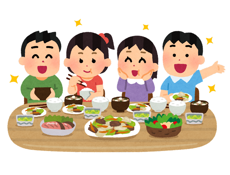 「食事 イラスト かわいい」の画像検索結果