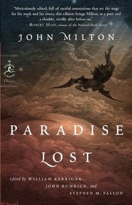 Le Paradis Perdu de John Milton (1667)