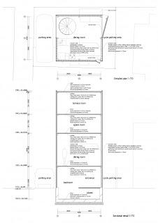 Plano casa tokio
