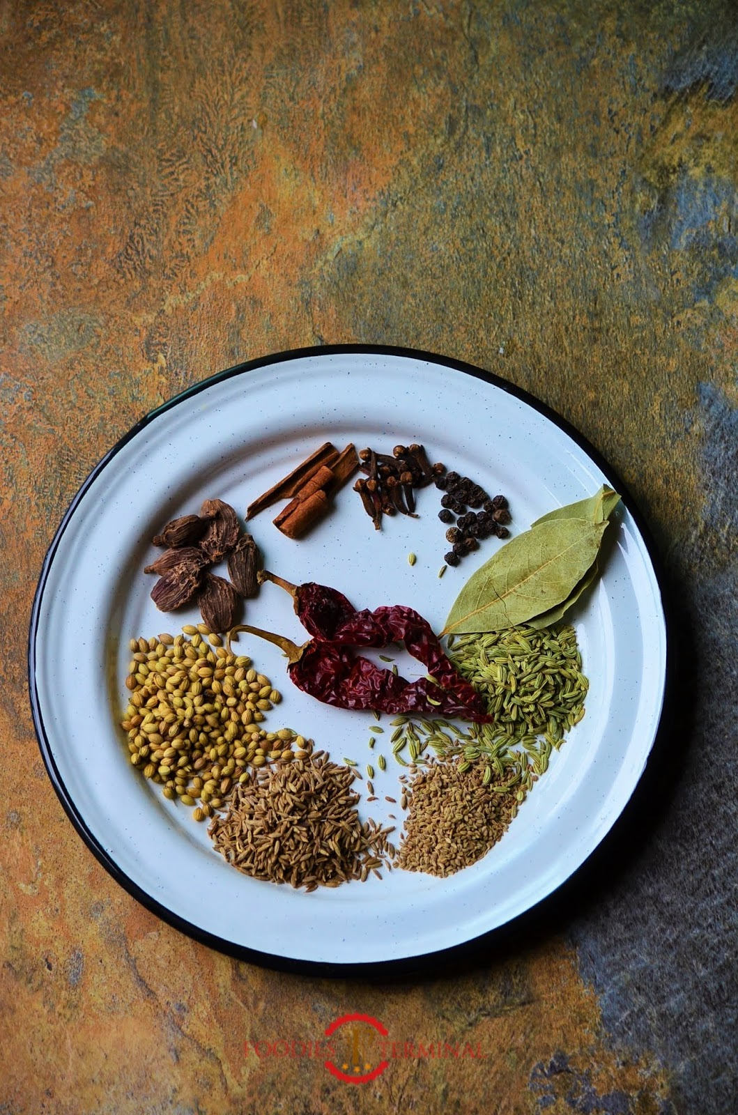 punjabi choile reciepe