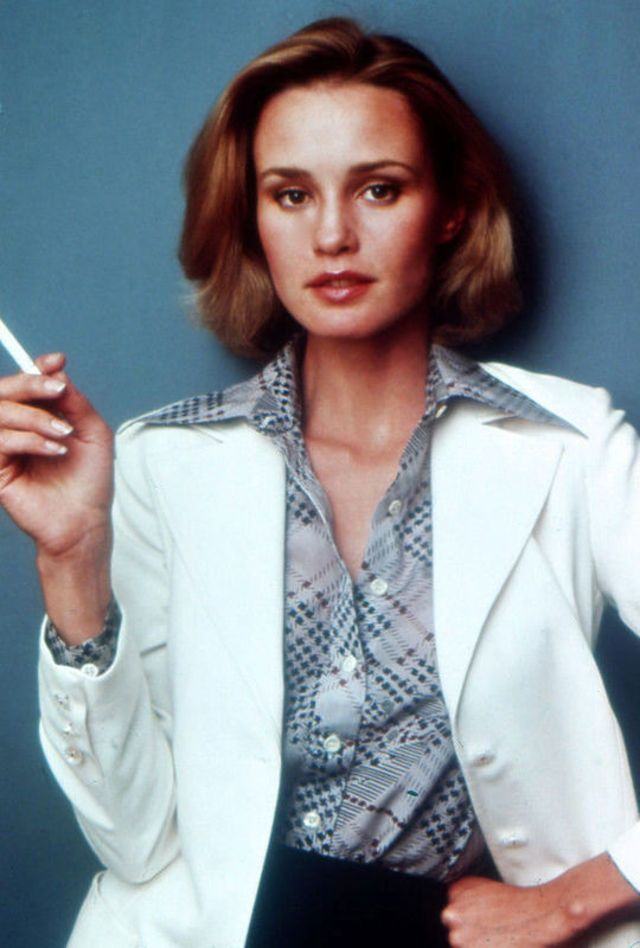 Jessica Lange young and older Still Beautiful   Jessica