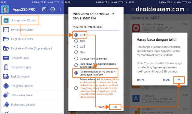 Cara Pindah Aplikasi dari Internal ke Eksternal di Semua Android