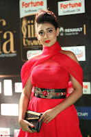 Apoorva in a Stunning Tight Leg Split Sleeveless Red Gown at IIFA Utsavam Awards 70.JPG
