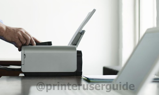 cara instal printer ke laptop