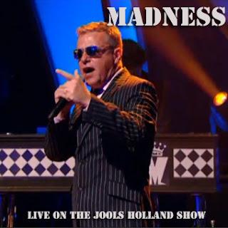 mondo de muebles: Madness - Live on the Jools Holland Show