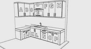 desain Kitchen Set Multifungsi 01