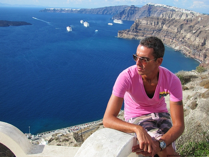 best Santorini vacation photos