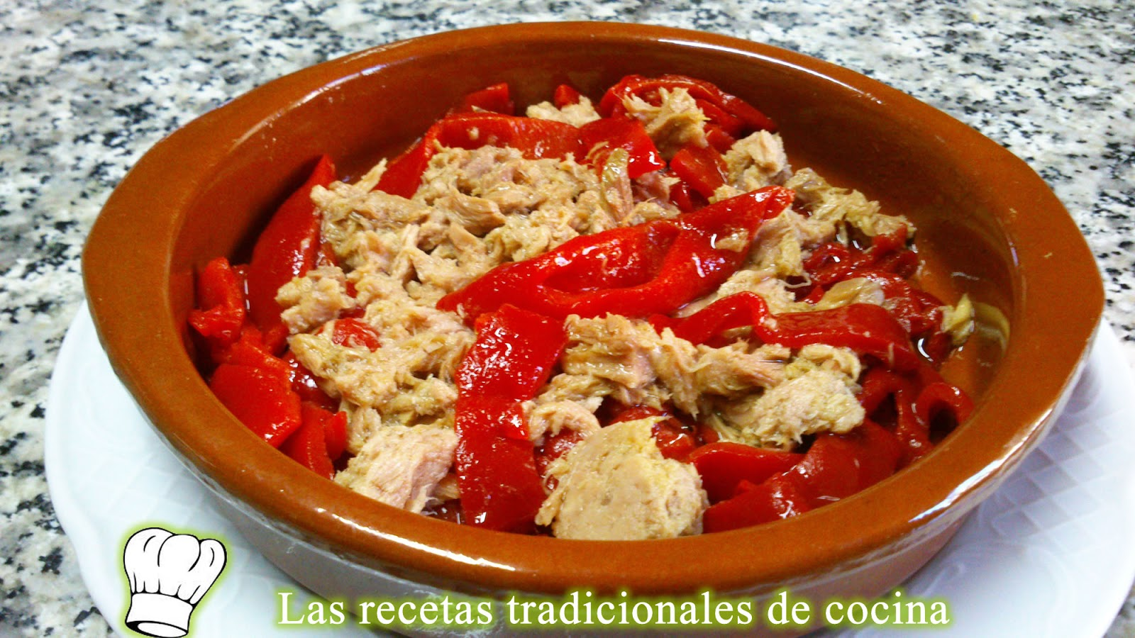 Recetas De Cocina Con Sabor Tradicional Receta De Pimiento