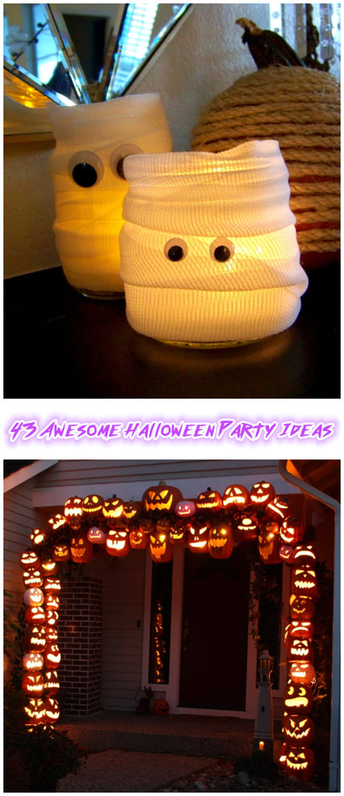 43 Awesome Halloween Party Ideas
