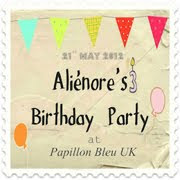 Alienore's Birthday Party