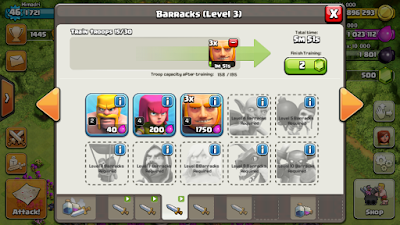 Clash of clans apk update free download, version 7.156.1, updated on july 1, 2015