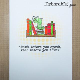 Read sq - photo by Deborah Frings - Deborah's Gems