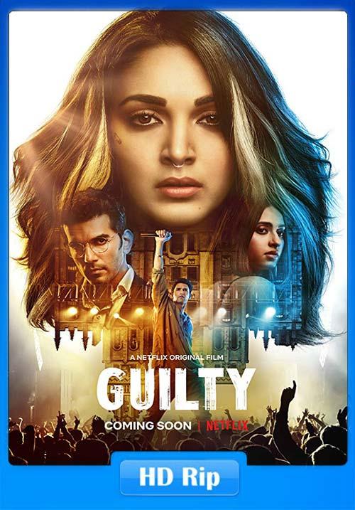 Guilty 2020 Hindi 720p HDRip ESub x264 | 480p 300MB | 100MB HEVC