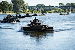 NATO Bakal Gelar Latihan Perang Terbesar Bersandi November's Trident Juncture