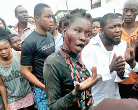 female kidnapper benin republic arrested lagos