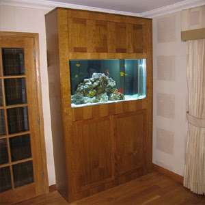Room Decorating Tips Adding Stylish Aquarium Into Your