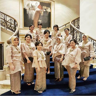 model rok batik untuk atasan kebaya