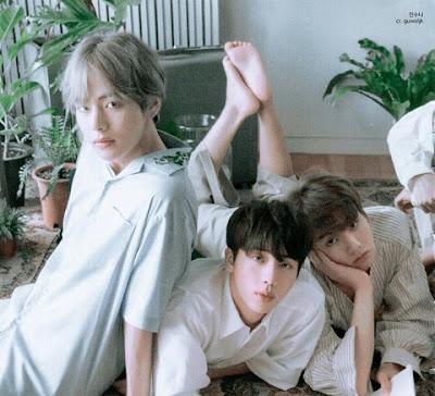 [PANN] 3'ten fazla görsel üyesi olan 7 erkek grubu