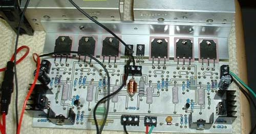 Error Correction Output Stage For Mosfet And Bjt Power