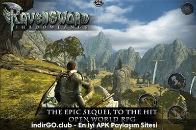 Ravensword Shadowlands mod apk