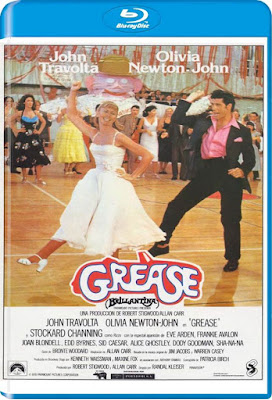 Grease 40th Anniversary Edition 1978 BD25 Latino