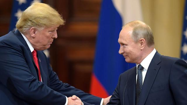 Trump Backtracks on Putin Remarks