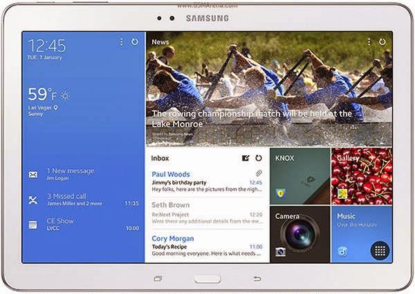 Tablet Terbaru Samsung Galaxy Tab Pro 10.1 Terbaru 2014