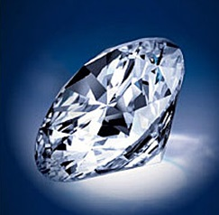 diamond of light