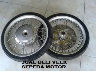 Jual Velk Sepeda Motor Beat Matic