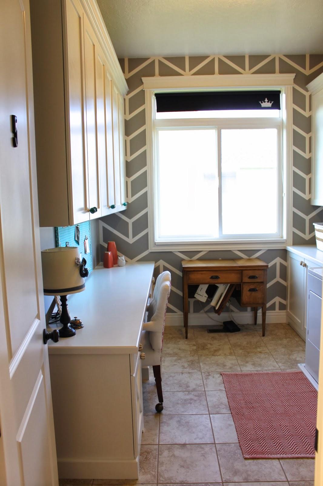 Amy S Casablanca Laundry Room Reveal