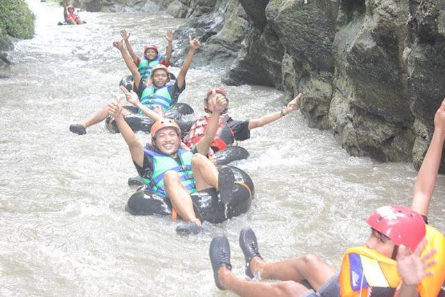 Lokasi Karst tubing Surobayan Sedayu