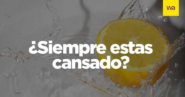 7 señales que te indicarán que debes tomar agua de limón por una semana