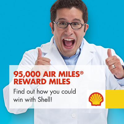 Shell Air Miles Opportunity