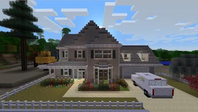 minecraft home design