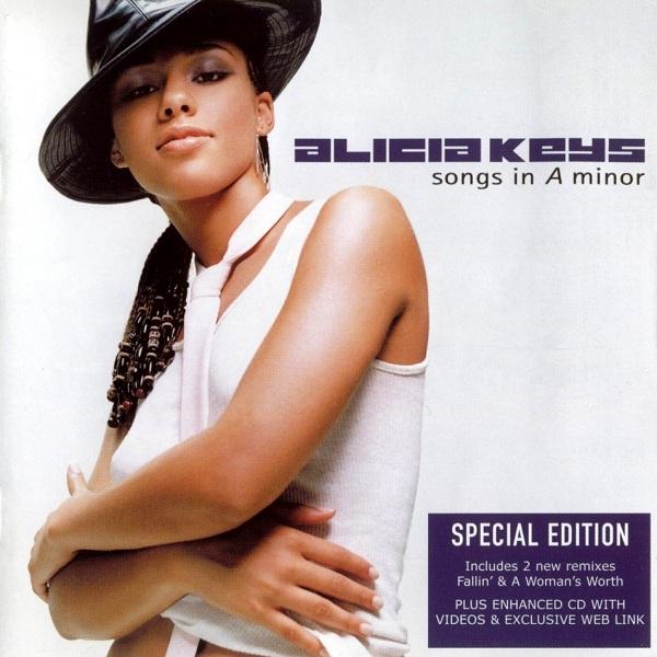 MusicCoversAndMore: Alicia Keys - Songs In a Minor