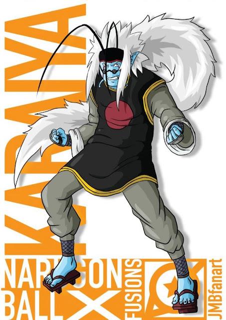 10- Karaiya (King Kai e Jiraiya)