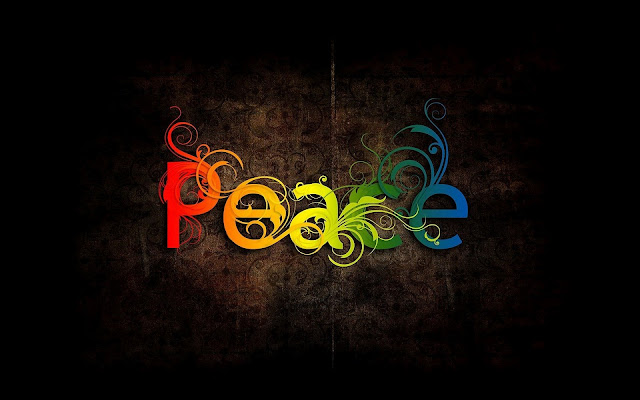 Peace wallpaper