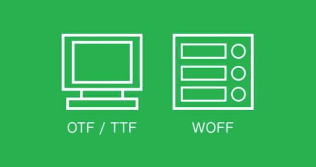 4 Font Format Used for Websites (Web Fonts)
