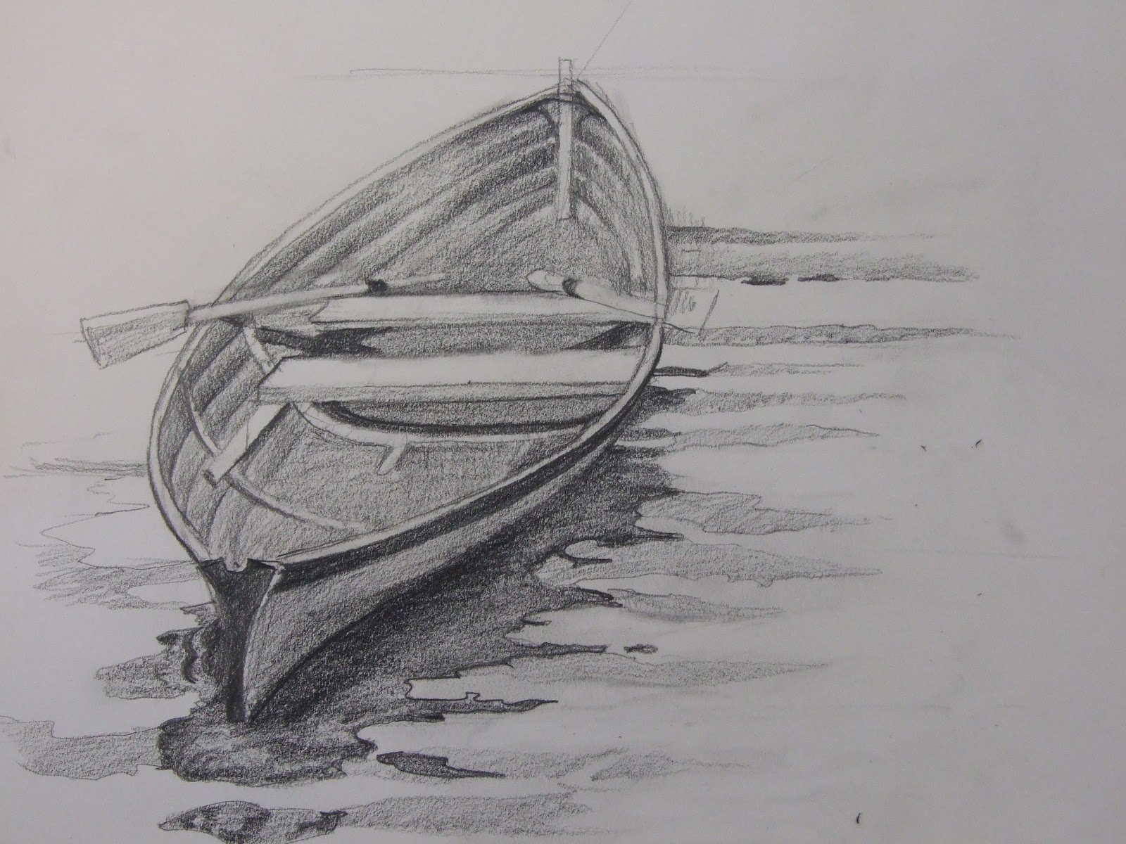 This is a graphic of Juicy A Boat Drawing