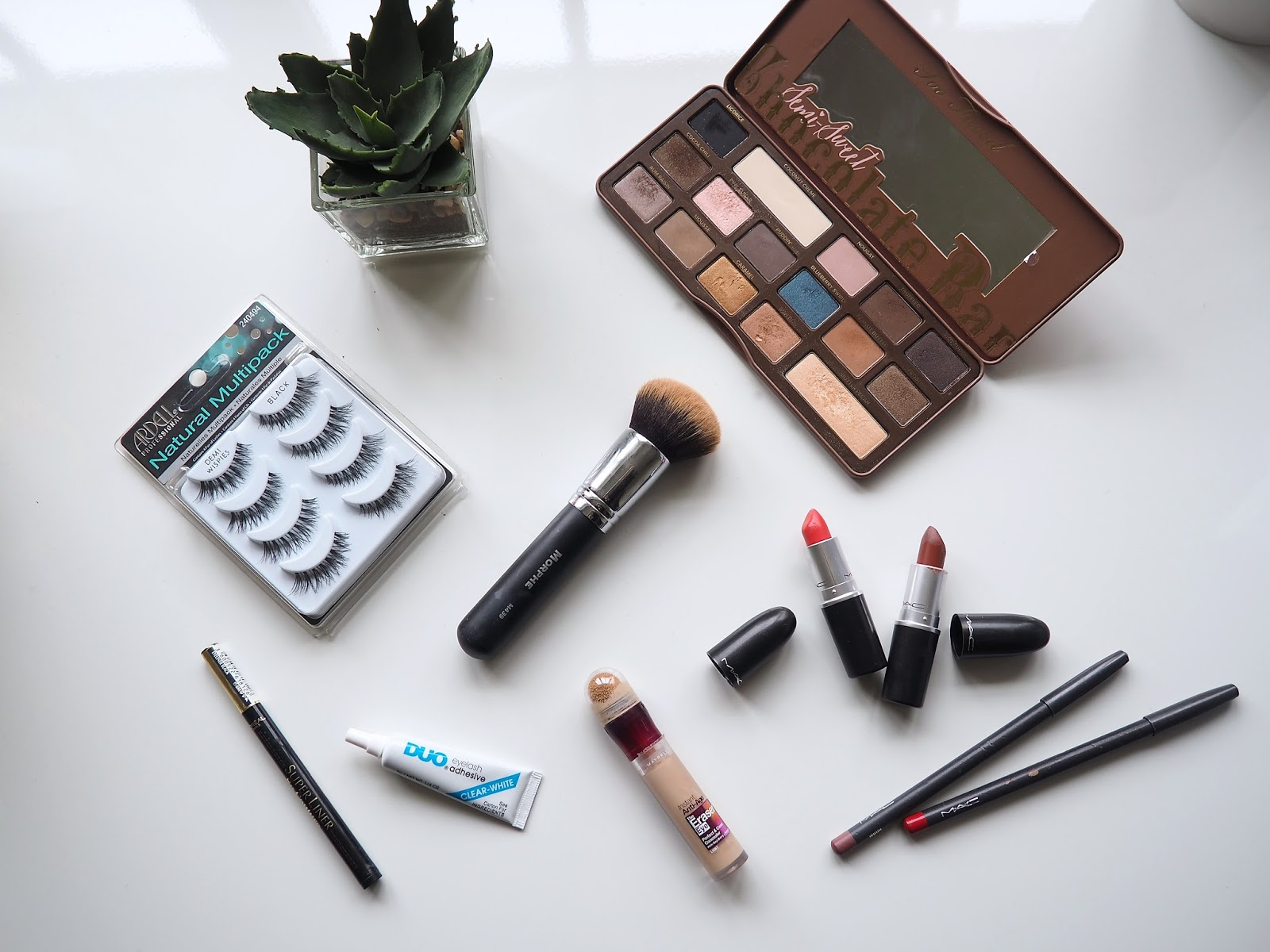 It's Cultured - Seven Beauty Products I Can't Live Without including Too Faced, Mac and L'Oreal