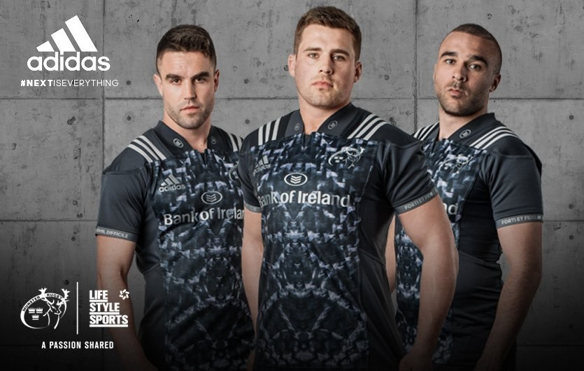 2ed2cee07e4 HARPIN' ON RUGBY: adidas Munster Rugby alternate kit unveiled