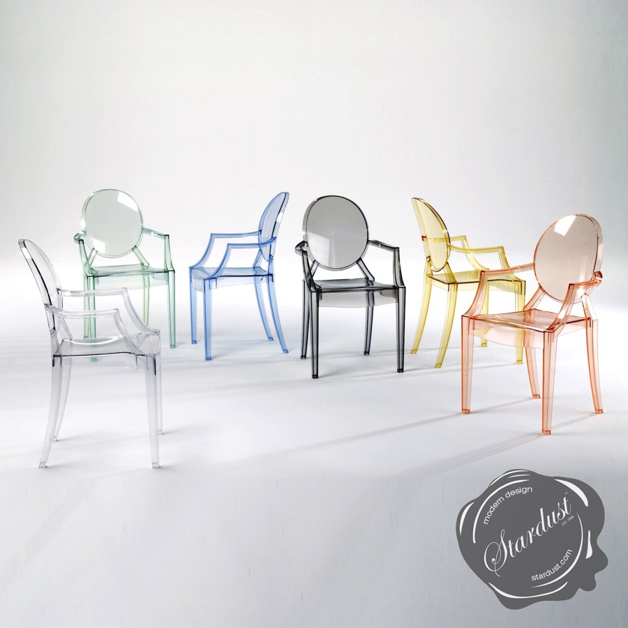 LouisGhost Chairs All Colors