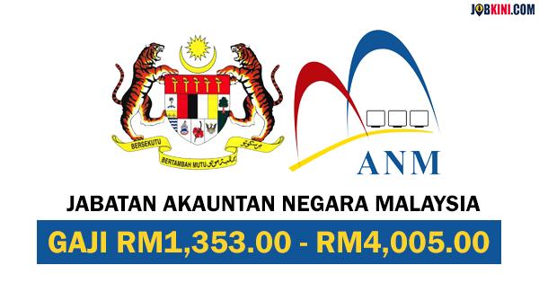 Jabatan Akauantan Negara Malaysia
