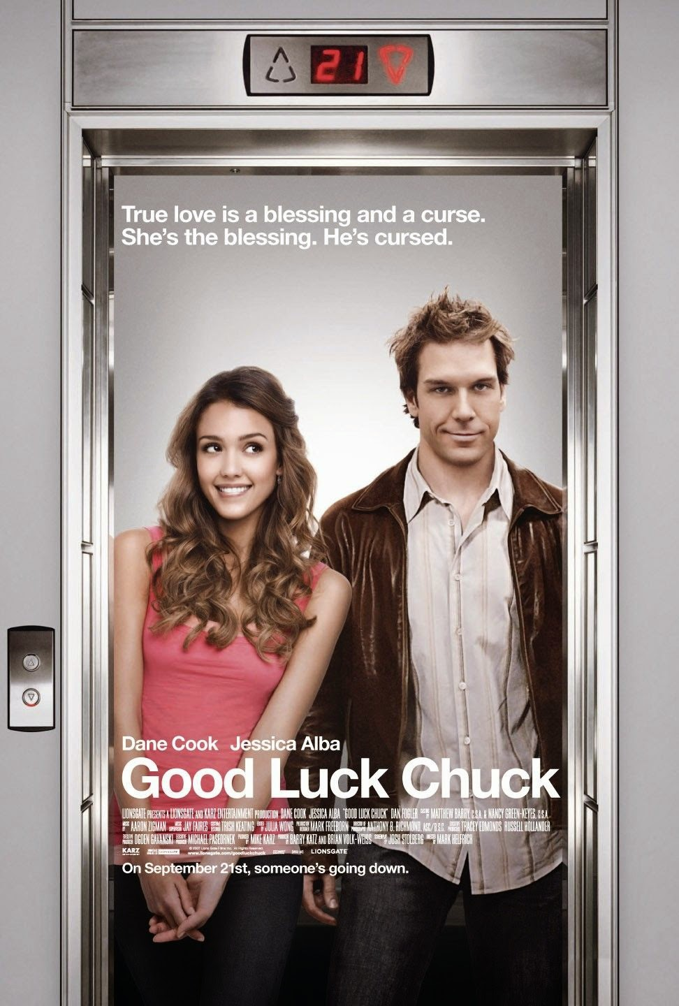 d453d22dcecb Good Luck Chuck (2007) Trailer