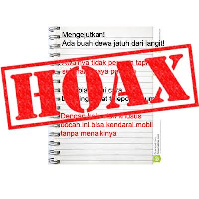 Ayo Berantas Hoax