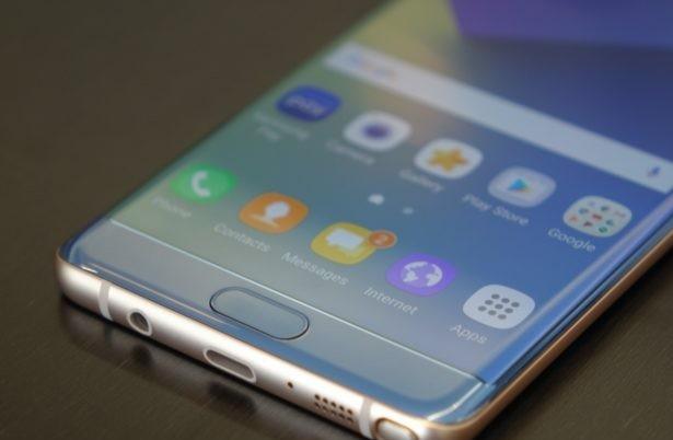 Safe Galaxy Note 7