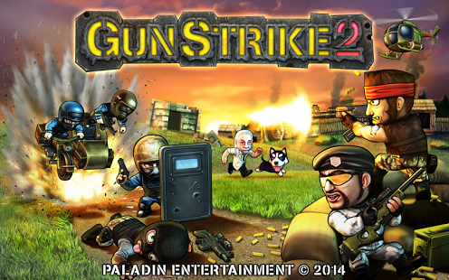 Download Gun Strike 2 v1.0.8 Mod ( Unlimited Coin ) Full Apk