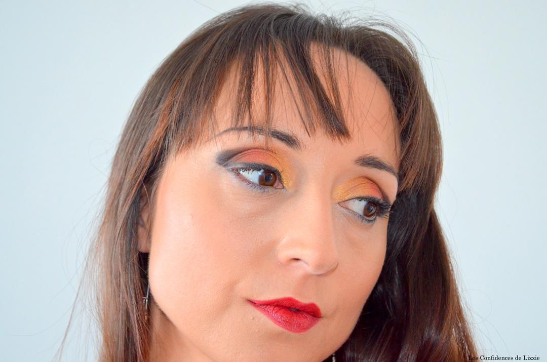 maquillage sourcils - sourcils - structurer le regard - regard