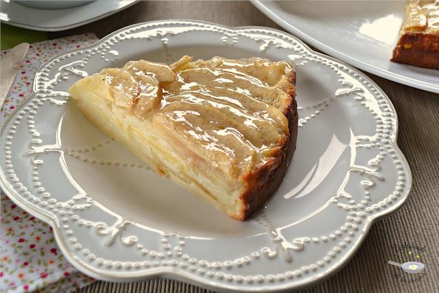 Tarta de manzana de mi suegra